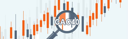Icone menu cac40